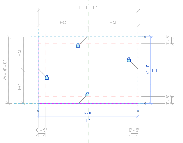 agregar geometria familias revit