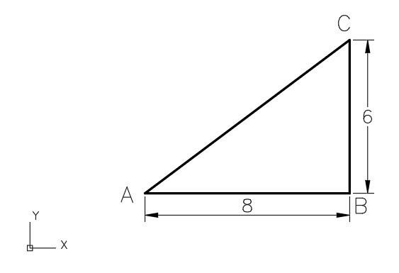 coordenadas relativas autocad
